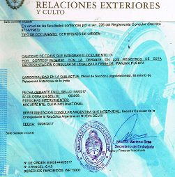 Agreement Attestation for Argentina in Marine Lines, Agreement Legalization for Argentina, Birth Certificate Attestation for Argentina in Marine Lines, Birth Certificate legalization for Argentina in Marine Lines, Board of Resolution Attestation for Argentina in Marine Lines, certificate Attestation agent for Argentina in Marine Lines, Certificate of Origin Attestation for Argentina in Marine Lines, Certificate of Origin Legalization for Argentina in Marine Lines, Commercial Document Attestation for Argentina in Marine Lines, Commercial Document Legalization for Argentina in Marine Lines, Degree certificate Attestation for Argentina in Marine Lines, Degree Certificate legalization for Argentina in Marine Lines, Birth certificate Attestation for Argentina , Diploma Certificate Attestation for Argentina in Marine Lines, Engineering Certificate Attestation for Argentina , Experience Certificate Attestation for Argentina in Marine Lines, Export documents Attestation for Argentina in Marine Lines, Export documents Legalization for Argentina in Marine Lines, Free Sale Certificate Attestation for Argentina in Marine Lines, GMP Certificate Attestation for Argentina in Marine Lines, HSC Certificate Attestation for Argentina in Marine Lines, Invoice Attestation for Argentina in Marine Lines, Invoice Legalization for Argentina in Marine Lines, marriage certificate Attestation for Argentina , Marriage Certificate Attestation for Argentina in Marine Lines, Marine Lines issued Marriage Certificate legalization for Argentina , Medical Certificate Attestation for Argentina , NOC Affidavit Attestation for Argentina in Marine Lines, Packing List Attestation for Argentina in Marine Lines, Packing List Legalization for Argentina in Marine Lines, PCC Attestation for Argentina in Marine Lines, POA Attestation for Argentina in Marine Lines, Police Clearance Certificate Attestation for Argentina in Marine Lines, Power of Attorney Attestation for Argentina in Marine Lines, Registration Certificate Attestation for Argentina in Marine Lines, SSC certificate Attestation for Argentina in Marine Lines, Transfer Certificate Attestation for Argentina